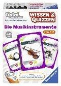 tiptoi® Wissen & Quizzen: Die Musikinstrumente -