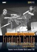 Concerto for Cello and Wind Orchestra - Friedrich/Schiff Gulda