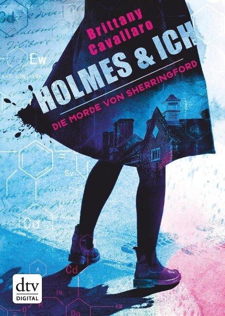 Holmes und ich - Die Morde von Sherringford - Brittany Cavallaro
