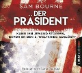 Der Präsident - Sam Bourne