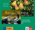Aspekte neu C1. 3 Audio-CDs zum Lehrbuch - Ute Koithan, Helen Schmitz, Tanja Sieber, Ralf Sonntag