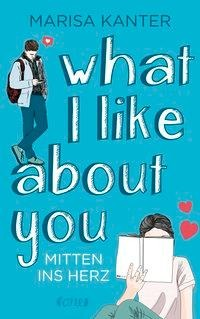 What I Like About You - Marisa Kanter