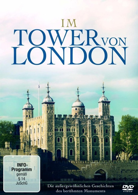 Im Tower von London - Isobel Charman, Nick Gillam-Smith, Luke Korzun Martin, Luke Korzun Martin