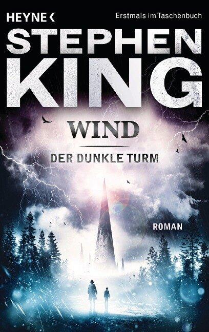 Der dunkle Turm 8: Wind - Stephen King