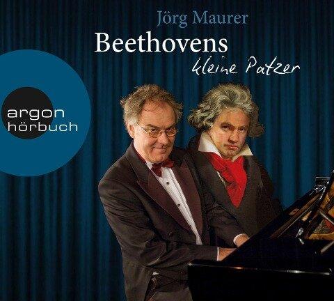 Beethovens kleine Patzer - Jörg Maurer