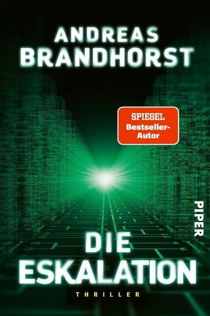 Die Eskalation - Andreas Brandhorst