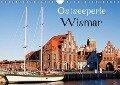 Ostseeperle Wismar (Wandkalender 2019 DIN A4 quer) - U. Boettcher
