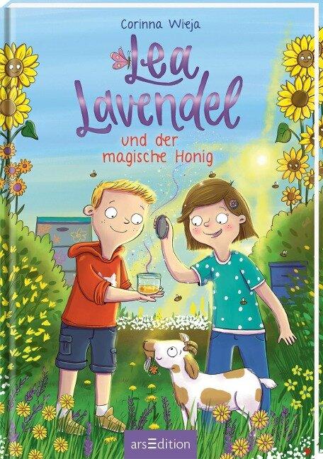 Lea Lavendel und der magische Honig (Lea Lavendel 2) - Corinna Wieja