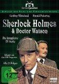 Sherlock Holmes und Dr. Watson - Komplettbox -