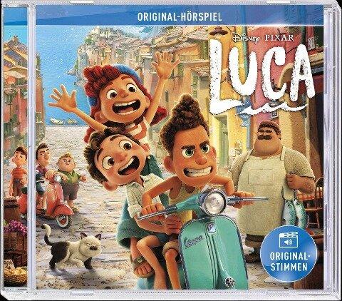 Disney/Pixar: Luca -