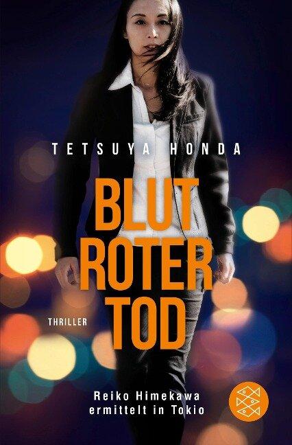 Blutroter Tod - Tetsuya Honda