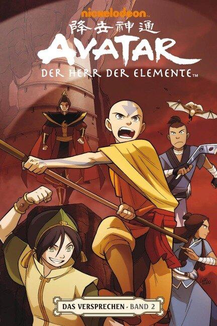 Avatar: Der Herr der Elemente 02. Das Versprechen 02 - Gene Luen Yang