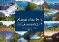Schau eina in¿s Salzkammergut (Wandkalender 2019 DIN A4 quer) - Christa Kramer