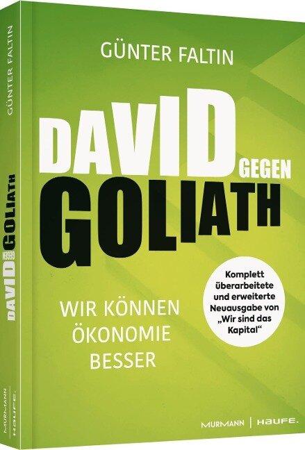 DAVID gegen GOLIATH - Günter Faltin