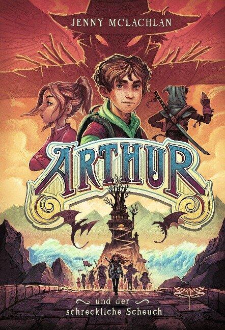 Arthur und der schreckliche Scheuch - Jenny McLachlan