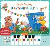 Mein buntes Keyboard-Buch -