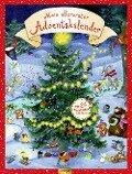 Mein allererster Adventskalender - Paul Maar, Susanne Lütje, Outi Kaden, Anne-Kristin Zur Brügge, Anne Steinwart
