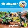 Die Playmos (56), Flucht Vor Dem T-Rex - Die Playmos