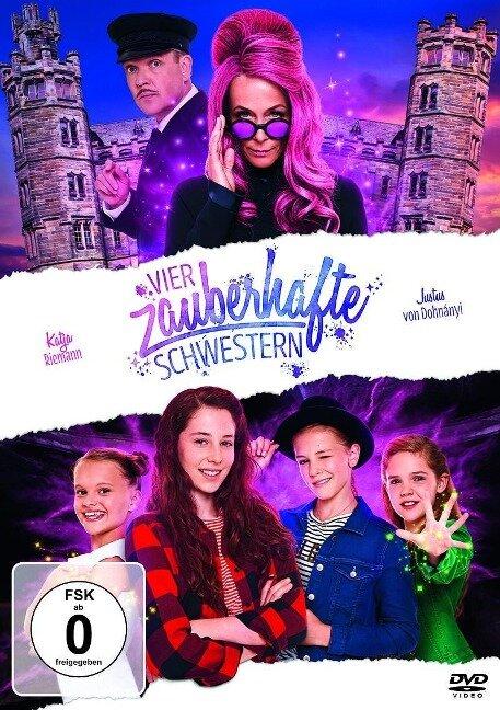 Vier zauberhafte Schwestern -