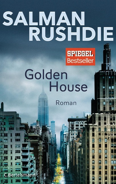 Golden House - Salman Rushdie