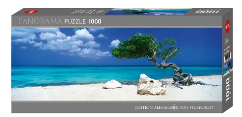 Divi Divi Tree. Puzzle 1000 Teile - Alexander von Humboldt