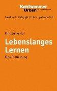Lebenslanges Lernen - Christiane Hof