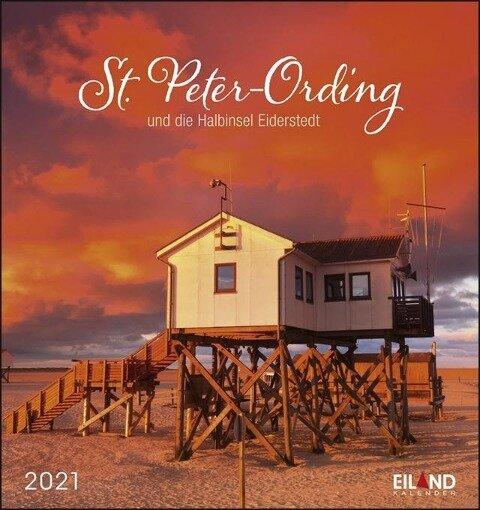 St. Peter Ording und die Halbinsel Eiderstedt 2021 -