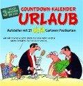 Countdown-Kalender Urlaub - Uli Stein