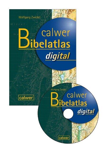 Calwer Bibelatlas digital - Wolfgang Zwickel
