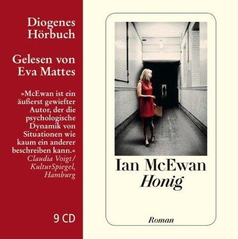 Honig - Ian McEwan