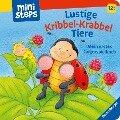 Lustige Kribbel-Krabbel Tiere - Sandra Grimm