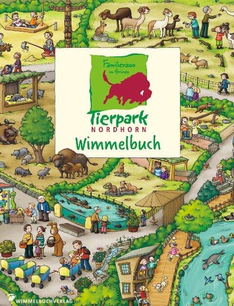 Tierpark Nordhorn Wimmelbuch -