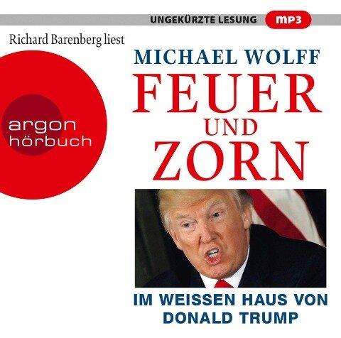 Feuer und Zorn - Michael Wolff