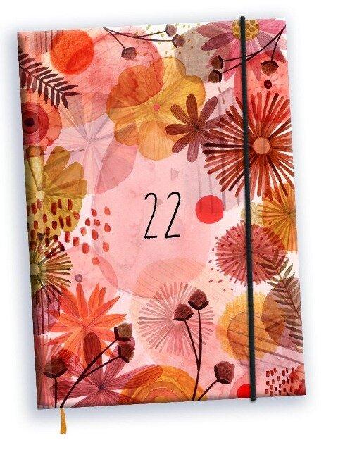 Taschenkalender 2022 - Jenny Boidol