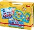 Magnetspiel-Box Straßenverkehr -