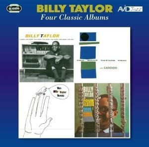 Four Classic Albums - Billy Taylor