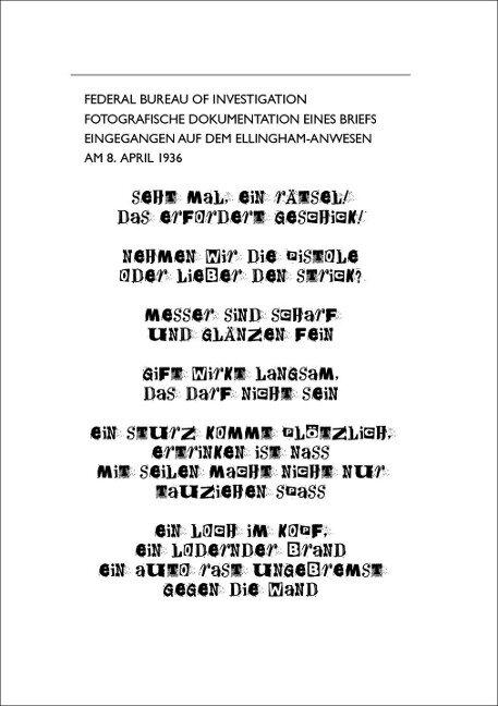 Ellingham Academy - Die Botschaft an der Wand - Maureen Johnson