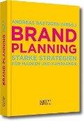 Brand Planning -