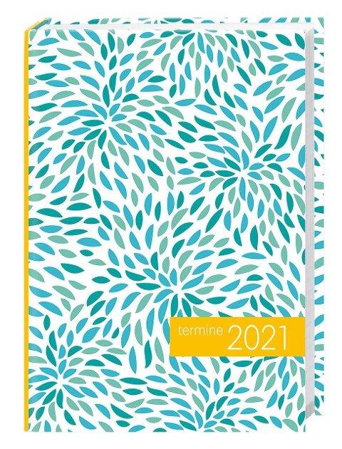 times & more Kalenderbuch 2020 Kaktus grün -