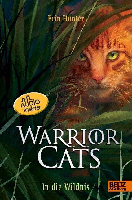Warrior Cats. Die Prophezeiungen beginnen - In die Wildnis - Erin Hunter