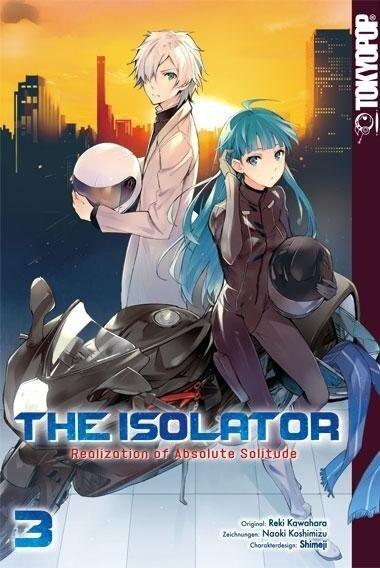 The Isolator - Realization of Absolute Solitude 03 - Naoki Koshimizu, Reki Kawahara, Shimeji