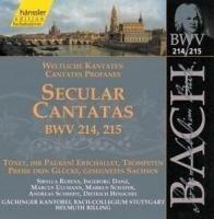 Weltliche Kantaten BWV 214+215 - Bach-Collegium/Rilling