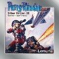 Perry Rhodan Silber Edition 28: Lemuria - Clark Darlton, Kurt Mahr, H. G. Ewers, K. H. Scheer, William Voltz