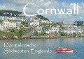 Cornwall. Der malerische Südwesten Englands (Wandkalender 2019 DIN A2 quer) - Anita Berger
