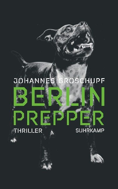 Berlin Prepper - Johannes Groschupf