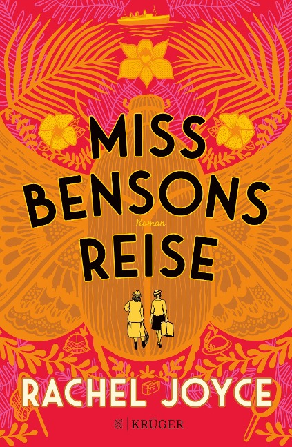 Miss Bensons Reise - Rachel Joyce