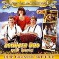 Legenden der Volksmusik-Ihre groáen Erfolge - Zellberg Duo Mit Doris