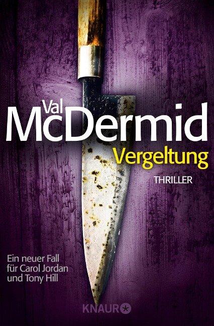 Vergeltung - Val McDermid