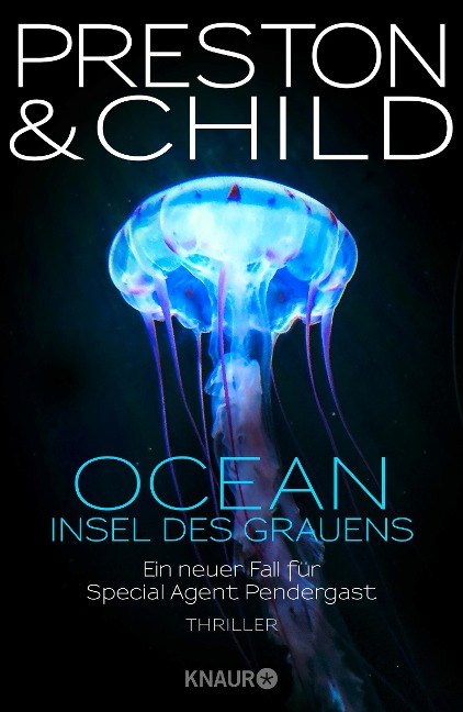 OCEAN - Insel des Grauens - Douglas Preston, Lincoln Child