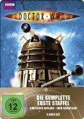 Doctor Who - Staffel 1: Folge 01-13 im FuturePak -